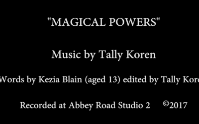 """Magical Powers"" Official Lyric Video"